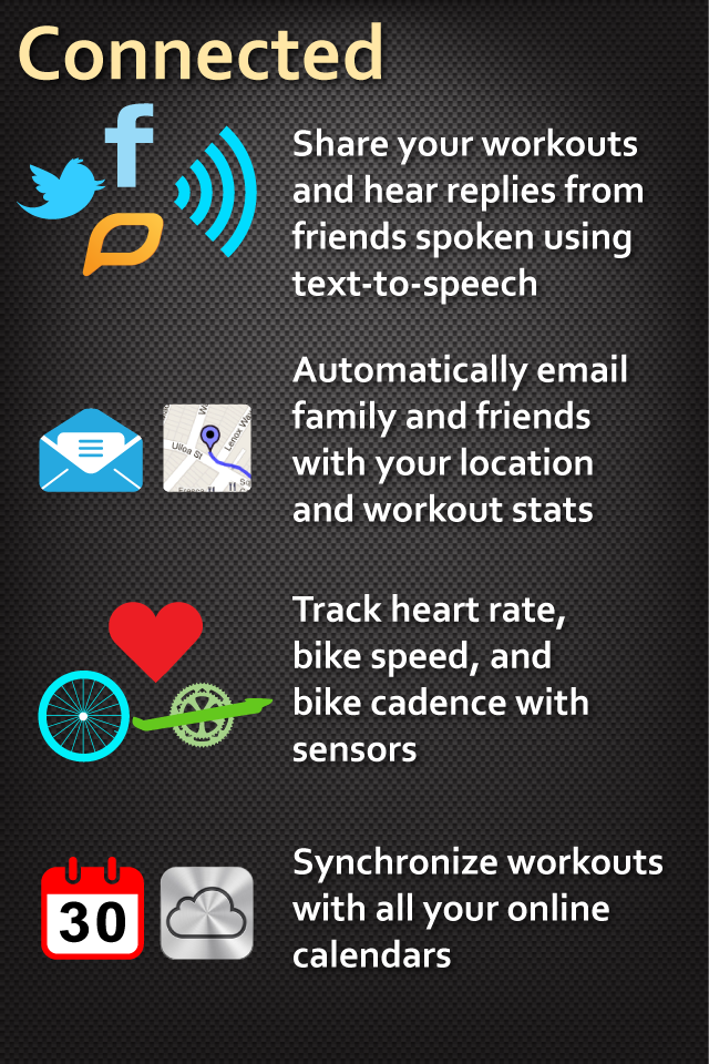 Runmeter GPS Track Running Cycling Walking