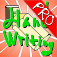 Handwriting notepad PRO - write notes notebook, draw memos note